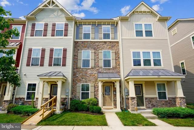 529 White Oak Drive, GLEN BURNIE, MD 21060 (#MDAA2004192) :: Advance Realty Bel Air, Inc