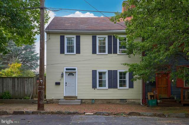 24 E Front Street, MARIETTA, PA 17547 (#PALA2002244) :: Realty ONE Group Unlimited
