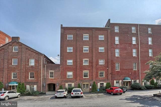 231 N Shippen Street #422, LANCASTER, PA 17602 (#PALA2002248) :: Flinchbaugh & Associates