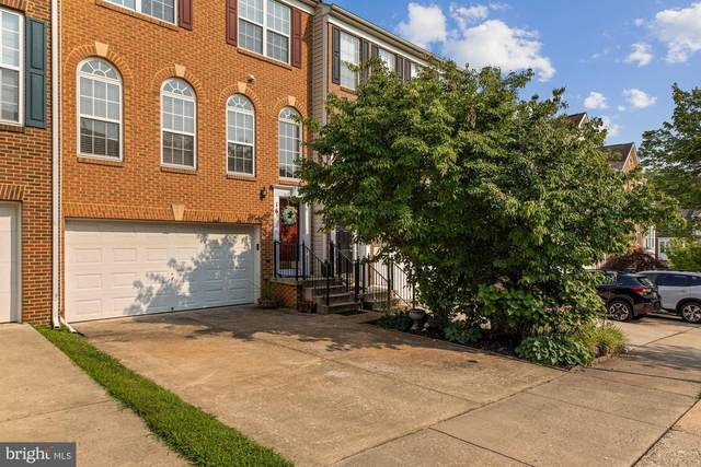 16 Inkberry Circle, GAITHERSBURG, MD 20877 (#MDMC2006758) :: Century 21 Dale Realty Co