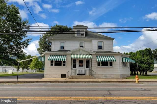 930 W Main Street, VALLEY VIEW, PA 17983 (#PASK2000558) :: Flinchbaugh & Associates