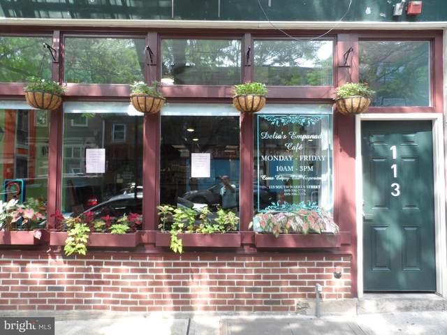 113 S Warren Street, TRENTON, NJ 08608 (#NJME2002256) :: Linda Dale Real Estate Experts