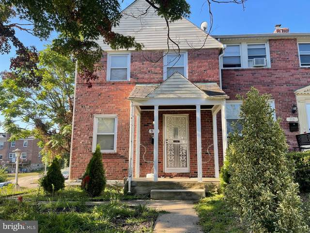921 N Hill Road, BALTIMORE, MD 21218 (#MDBA2005108) :: CENTURY 21 Core Partners