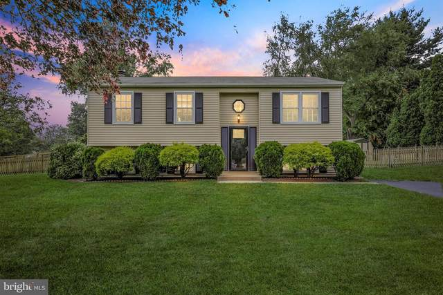 4818 Red Hill Way, ELLICOTT CITY, MD 21043 (#MDHW2002182) :: The MD Home Team