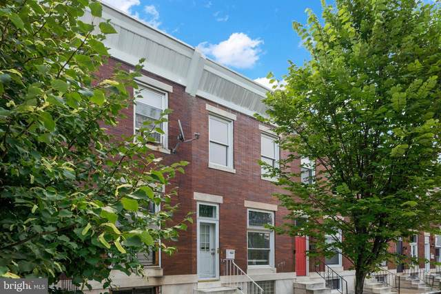411 N Kenwood Avenue, BALTIMORE, MD 21224 (#MDBA2005112) :: The Dailey Group