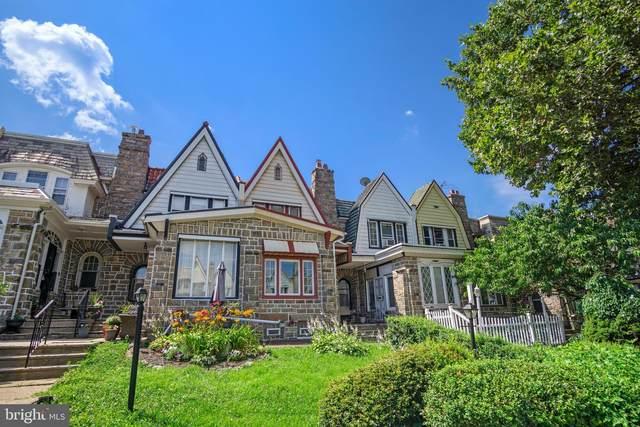 5614 Woodcrest Avenue, PHILADELPHIA, PA 19131 (#PAPH2012394) :: Talbot Greenya Group