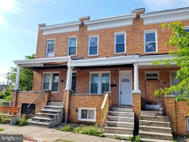 2631 E Preston Street, BALTIMORE, MD 21213 (#MDBA2005120) :: Sunrise Home Sales Team of Mackintosh Inc Realtors