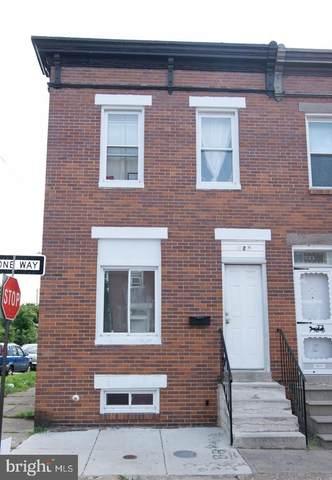 925 N Belnord Avenue, BALTIMORE, MD 21205 (#MDBA2005122) :: Sunrise Home Sales Team of Mackintosh Inc Realtors