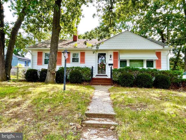 605 N 9TH Street, MILLVILLE, NJ 08332 (#NJCB2000756) :: Better Homes Realty Signature Properties