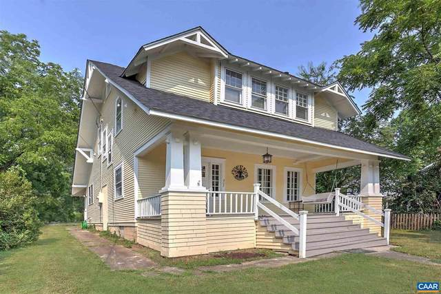307 Pendleton St, GORDONSVILLE, VA 22942 (#620194) :: Better Homes Realty Signature Properties