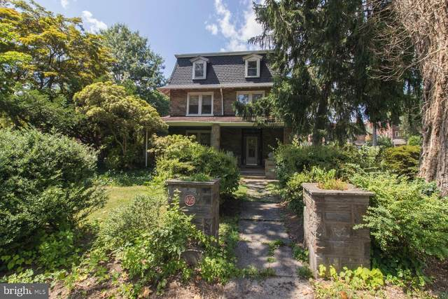 405 E Mount Airy Avenue, PHILADELPHIA, PA 19119 (#PAPH2012424) :: The Charles Graef Home Selling Team
