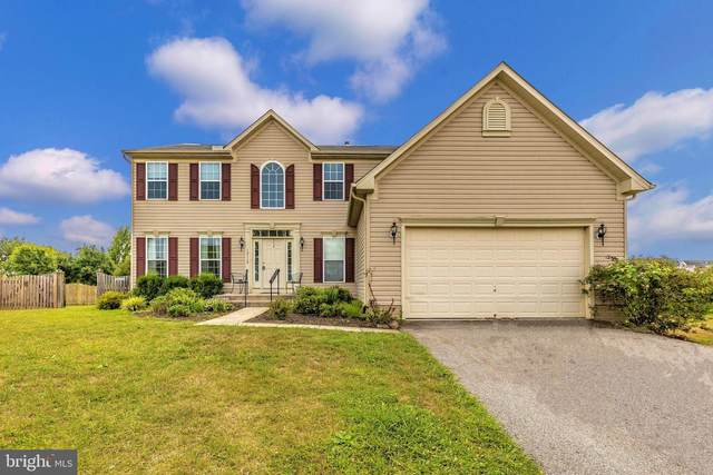 10118 Roulette Drive, HAGERSTOWN, MD 21740 (#MDWA2000968) :: Charis Realty Group