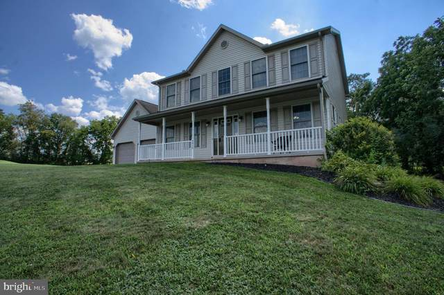 4412 Valley Road, SHERMANS DALE, PA 17090 (#PAPY2000206) :: The Joy Daniels Real Estate Group
