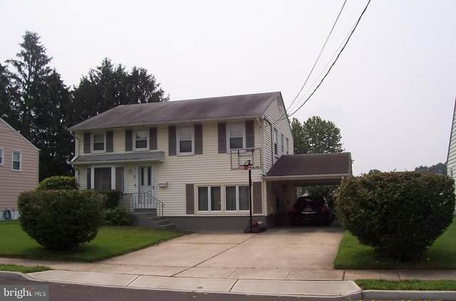 21 Magnolia Lane, TRENTON, NJ 08610 (#NJME2002278) :: The Schiff Home Team