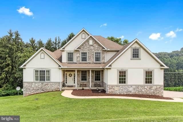 1108 W Clearview Drive, GLEN ROCK, PA 17327 (#PAYK2002710) :: Flinchbaugh & Associates