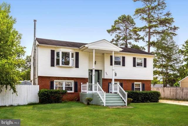 305 Shawnee Trail, BROWNS MILLS, NJ 08015 (MLS #NJBL2003190) :: The Dekanski Home Selling Team
