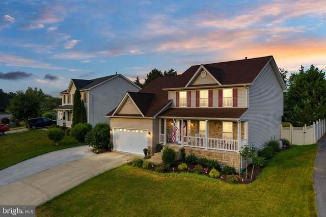 207 Combe Drive, WINCHESTER, VA 22602 (#VAFV2000752) :: Colgan Real Estate