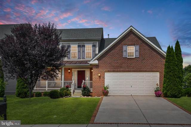 3641 Bealls Farm Court, FREDERICK, MD 21704 (#MDFR2002596) :: Century 21 Dale Realty Co