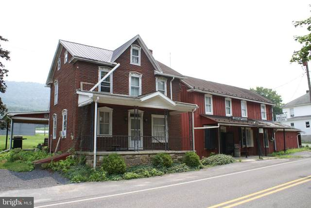 2014 Route 75 S, EAST WATERFORD, PA 17021 (#PAJT2000062) :: Flinchbaugh & Associates