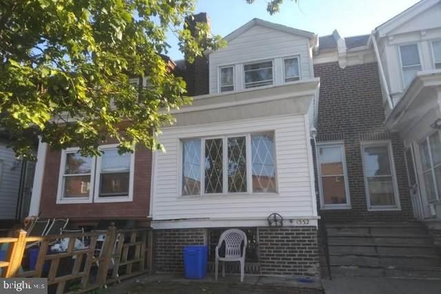 1332 Van Kirk Street, PHILADELPHIA, PA 19149 (#PAPH2012518) :: Lee Tessier Team