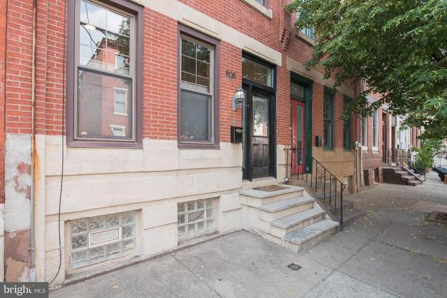 806 N 20TH Street, PHILADELPHIA, PA 19130 (#PAPH2012522) :: Ramus Realty Group