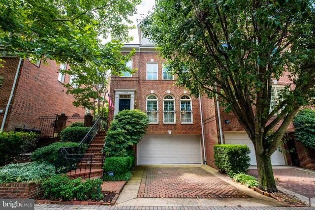 1580 N Colonial Terrace, ARLINGTON, VA 22209 (#VAAR2002316) :: LoCoMusings