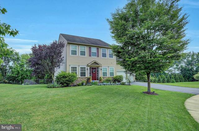 7245 Grist Mill Circle, HARRISBURG, PA 17112 (#PADA2001450) :: TeamPete Realty Services, Inc