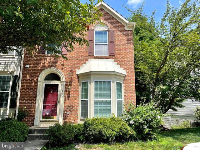 9277 Maxwell Court, LAUREL, MD 20723 (#MDHW2002206) :: The Putnam Group