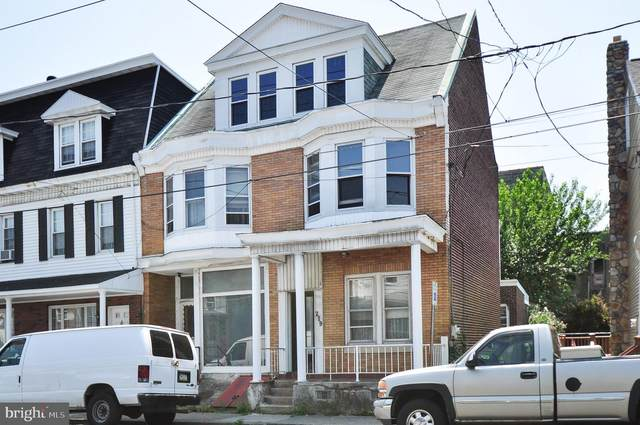 217-219 North Street, MINERSVILLE, PA 17954 (#PASK2000568) :: Charis Realty Group