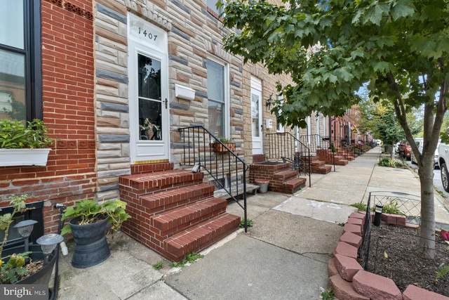 1407 Andre Street, BALTIMORE, MD 21230 (#MDBA2005202) :: Century 21 Dale Realty Co