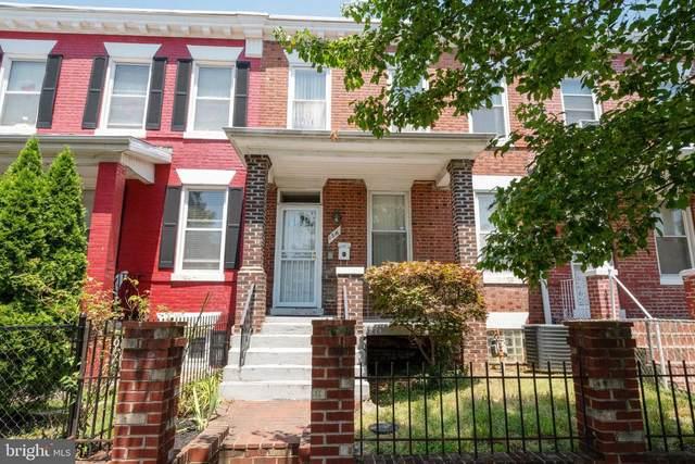1316 I Street NE, WASHINGTON, DC 20002 (#DCDC2005558) :: Cortesi Homes
