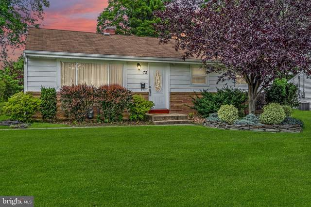 73 Sunset Boulevard, TRENTON, NJ 08690 (#NJME2002286) :: Better Homes Realty Signature Properties