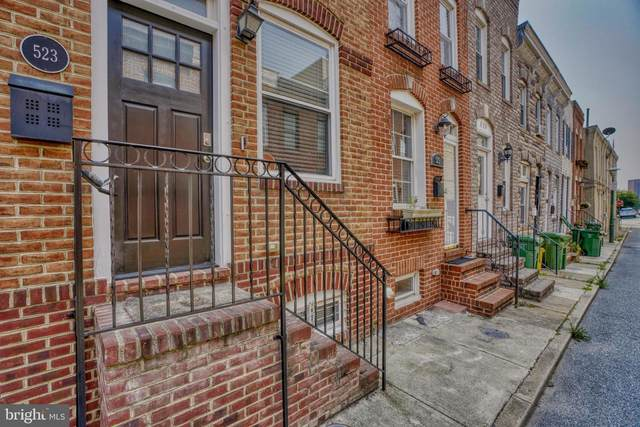 523 S Rose Street, BALTIMORE, MD 21224 (#MDBA2005210) :: The MD Home Team