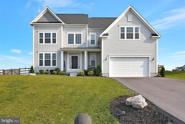 573 Holland Dr, MARTINSBURG, WV 25403 (#WVBE2001096) :: Crossman & Co. Real Estate