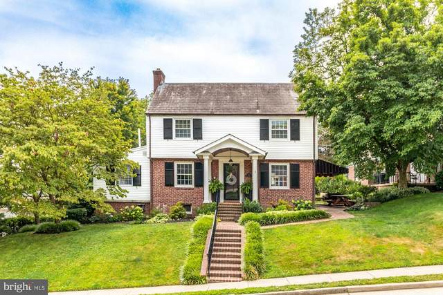 625 Wilton Road, TOWSON, MD 21286 (#MDBC2004620) :: The Dailey Group