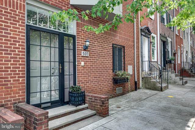 507 S 27TH Street, PHILADELPHIA, PA 19103 (#PAPH2012594) :: Linda Dale Real Estate Experts