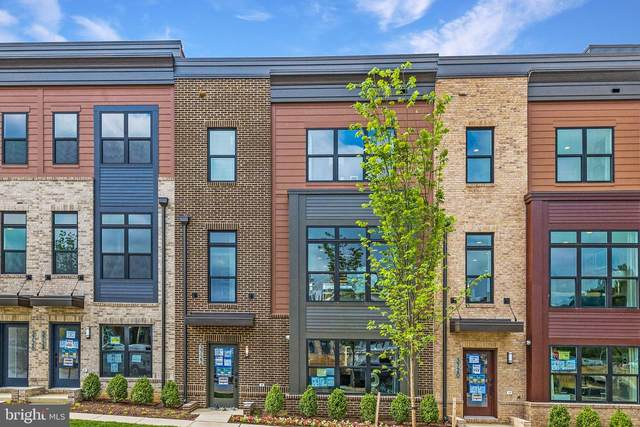 3946 Cranes Bill Court The Drake Lot 6, ROCKVILLE, MD 20852 (#MDMC2006942) :: The Licata Group / EXP Realty