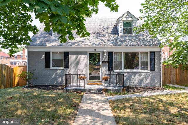 106 9TH Avenue, BALTIMORE, MD 21225 (#MDAA2004286) :: Ultimate Selling Team