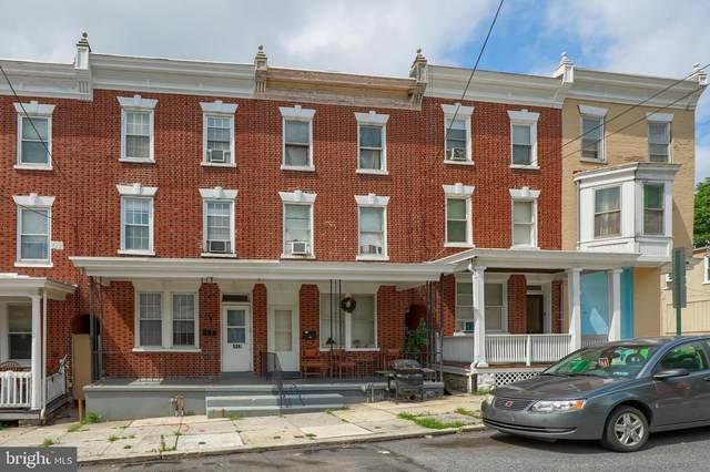 526 S Lime Street, LANCASTER, PA 17602 (#PALA2002286) :: Keller Williams Realty - Matt Fetick Team