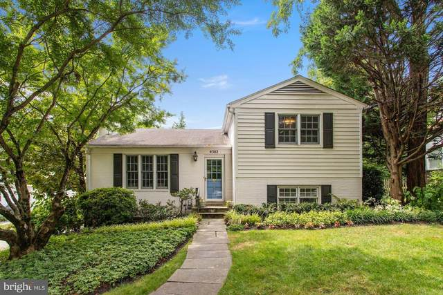 4302 Thornapple Street, CHEVY CHASE, MD 20815 (#MDMC2006950) :: The Licata Group / EXP Realty