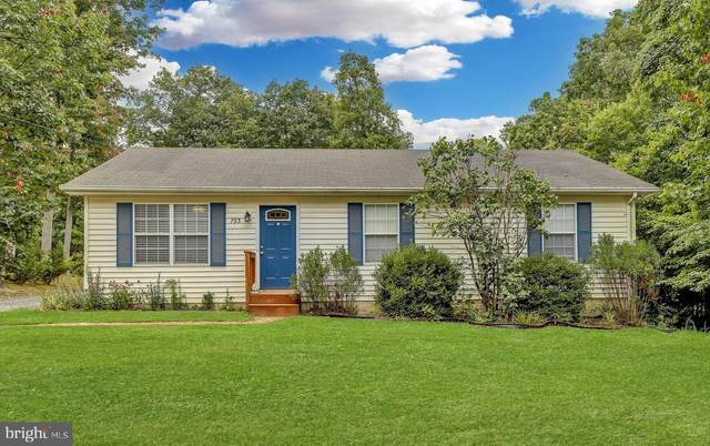 793 Western Lane, FRONT ROYAL, VA 22630 (#VAWR2000372) :: ExecuHome Realty