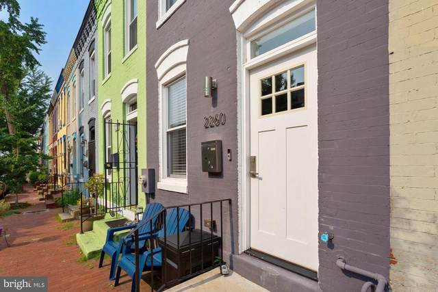 2260 12TH Place NW, WASHINGTON, DC 20009 (#DCDC2005610) :: Peter Knapp Realty Group