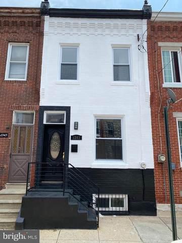 1247 S 27TH Street, PHILADELPHIA, PA 19146 (#PAPH2012670) :: Sail Lake Realty