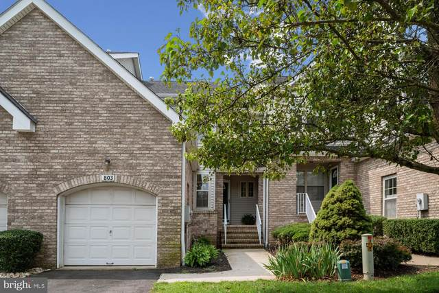 803 Taggert Drive, BELLE MEAD, NJ 08502 (#NJSO2000220) :: The Schiff Home Team