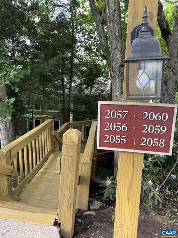 2056 Stone Ridge Condos #2056, WINTERGREEN RESORT, VA 22967 (#620230) :: The Miller Team