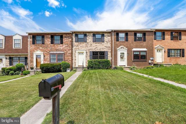 8 Badger Gate Court, CATONSVILLE, MD 21228 (#MDBC2004666) :: Network Realty Group
