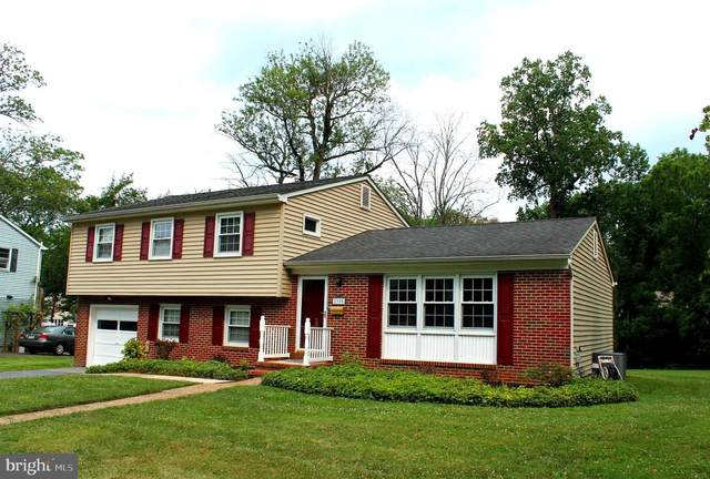 2105 Woodfork Road, LUTHERVILLE TIMONIUM, MD 21093 (#MDBC2004668) :: New Home Team of Maryland