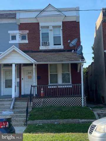 614 W 6TH Street, CHESTER, PA 19013 (#PADE2003178) :: Lee Tessier Team