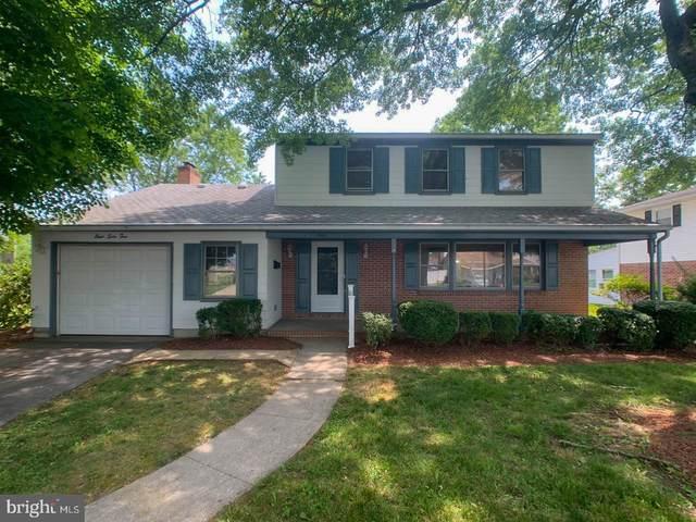 865 Wilson Drive, DOVER, DE 19904 (MLS #DEKT2001232) :: Kiliszek Real Estate Experts