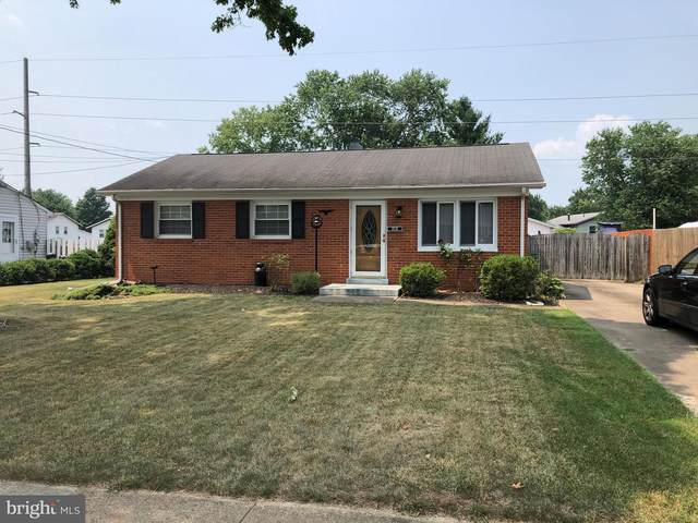 9424 King George Drive, MANASSAS, VA 20109 (#VAPW2003800) :: Integrity Home Team
